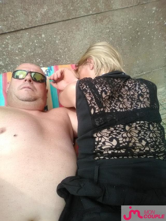 Photo du couple de La bulle