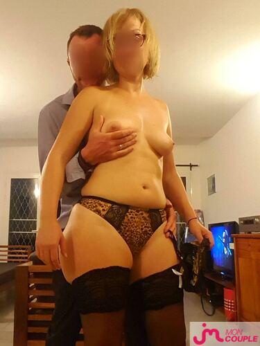Photos du couple de Sidy, Soirée hot